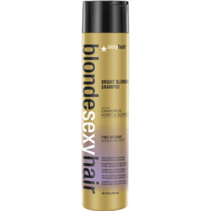 BLONDE SEXY HAIR BRIGHT BLONDE SHAMPOO – Hamvasító sampon