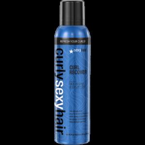 CURLY SEXY HAIR CURL RECOVER – Élénkítő spray göndör hajra