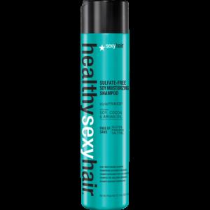HEALTHY SEXY HAIR SOY MOISTURIZING SHAMPOO – Szójás hidratáló sampon