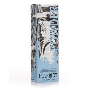 PULP RIOT POWDER / Pasztell kék