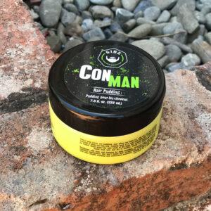 GIBS CON MAN/ Haj és szakáll puding