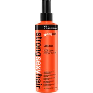 STRONG SEXY HAIR CORE FLEX – Instant regeneráló permet