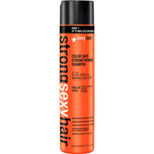 STRONG SEXY HAIR STRENGTHENING SHAMPOO – Regeneráló sampon