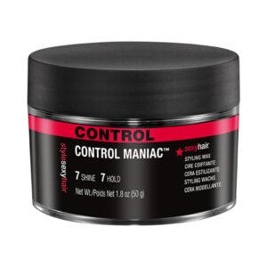 STYLE SEXY HAIR CONTROL MANIAC – Fényes kontrolláló wax