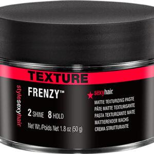 STYLE SEXY HAIR FRENZY – Erős tartású fénytelen paszta