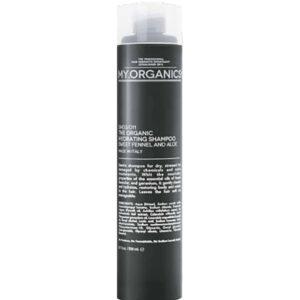 MY.ORGANICS ORGANIC HYDRATING SHAMPOO – Organikus Hidratáló Sampon