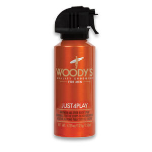 JUST4PLAY BODY SPRAY – Dezodor