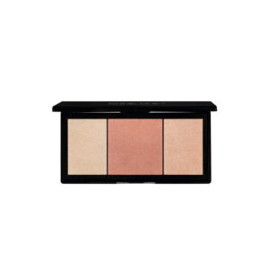 BLUSH AND GLOW PALETTE- Pirosító és Highlighter Paletta