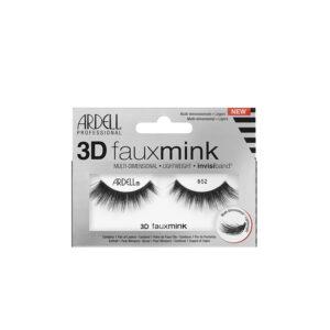 3D FauxMink – 852 fekete műszempilla