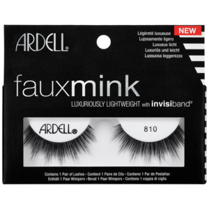 FAUX MINK 810 Fekete Műszempilla