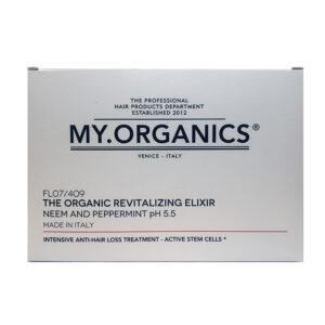 MY.ORGANICS THE ORGANIC REVITALIZING ELIXIR – Hajhullás Elleni Kezelés