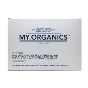 MY.ORGANICS THE ORGANIC EXFOLIATING ELIXIR- Korpásodás Elleni Kezelés