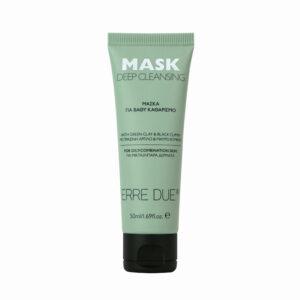 ERRE DUE DEEP CLEANSING MASK – Mélyen tisztító arcmaszk kombinált, zsíros bőrre