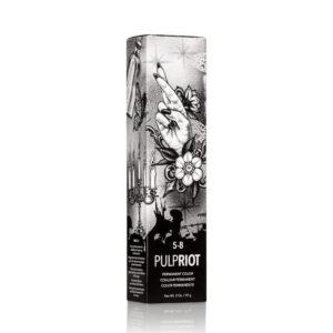 PULP RIOT-FACTION8-Professzionális Hajfesték Világosbarna/ Barna 5-8