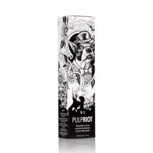 PULP RIOT-FACTION8-Professzionális Hajfesték Ash/ Ultravilágos szőke – Hamvas 9-1