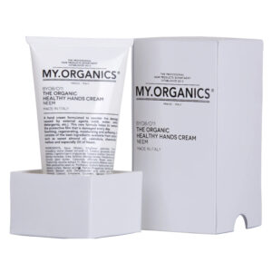 MY.ORGANICS The Organic Healthy Hand Cream/ Organikus kézkrém