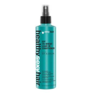 HEALTHY SEXY HAIR SOY TRI-WHEAT LEAVE IN CONDITIONER – Szójás kondícionáló permet