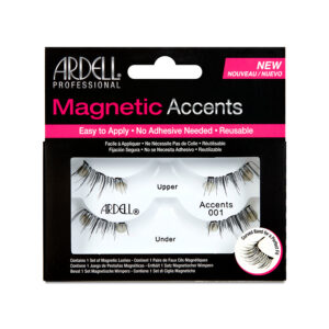 ARDELL MAGNETIC LASHES – ACCENTS 001 – Mágneses műszempilla