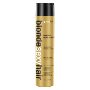 BLONDE SEXY HAIR BOMBSHELL BLONDE SHAMPOO