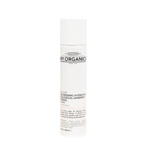 MY.ORGANICS THE ORGANIC HYDRATING ECOLOGICAL HAIRSPRAY STRONG – Erős hidratáló ökológiai hajlakk
