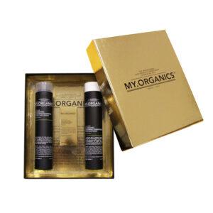 MY.ORGANICS GIFT BOX DELUXE THICKENING – Volumennövelő ajándékcsomag